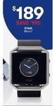 50% off Fitbit Blaze $189 at Big W