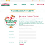 [NSW, QLD, VIC, WA] 12 Krispy Kreme Glazed Donuts for $4.76 Pickup after Signup to Krispy Kreme Newsletter