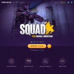 [PC] Squad (55% off) Was $49.99 USD, Now $19.99 USD/~$25.60 AUD @ Chrono.gg