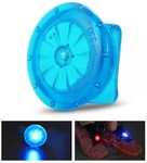 Waterproof Mini LED Clip-on Light for Night Safety - Random for US $0.45 (Approx AUD $0.57) @ Zapals