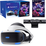 Playstation VR Bundle - with VR Worlds $399 (AUS STOCK) - Save $150 @ The Gamesmen