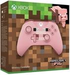 Minecraft Pig Wireless XB1 Controller $71.99 + Free Shipping @ OzGameShop.com