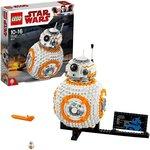 LEGO Star Wars BB-8 75187 Playset Toy @ Amazon AU ($76.84 New User)