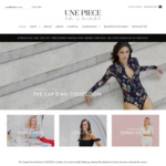 20% off + Free Express Shipping on UNE PIECE Swimwear | AfterYAY Day Sale