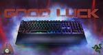 Win a Razer Huntsman Elite Opto-Mechanical Gaming Keyboard Worth $339.95 from CohhCarnage