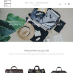 10% off Storewide at The Luggage Co.