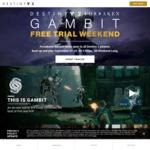 [PC, XB1, PS4] Free Weekend - Destiny 2 Forsaken, Gambit | (XB1] Super Bomberman R (September 21-23)