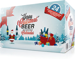 Hoppy Christmas Beer Advent Calendar 24x 330ml $59.99 @ ALDI