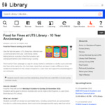 [NSW, VIC, QLD, SA] Donate a Can of Food to Have Your Library Fines Waived/Reduced by $2- $10 Per Can at Participating Libraries