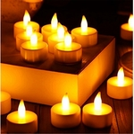 120x LED Flameless Tea Light Tealight Candle Wedding Decoration $39.99 Delivered @ Catch Melbourne Electronic