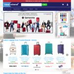 10% off Storewide (Max $50 Discount) @ TravelUniverse.com.au