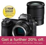 Nikon Z6 with 24-70mm and FTZ Mount Adapter - $3511.08 Delivered @ No Frills Camera eBay