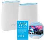 NetGear Orbi RBK50 High-Performance AC3000 Wi-Fi Mesh Router $385.43 Delivered @ Wireless1