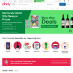 20% off 62 Stores @ eBay