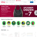 US $10 off US $30+ Spend with Mastercard @ eBay US