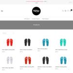 Buy One, Get One Free (Flip Flops / Thongs) $18.95 Per Pair (Plus Shipping) @ TheFlipFlopCo