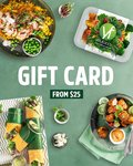 Youfoodz: $10 Bonus on $25 Gift Card, $20 Bonus on $50 or $40 Bonus on $100