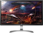 "LG 27"" 4K UHD IPS LED Monitor with AMD FreeSync (27UD59-B) $349 + Delivery (Free with Shipster) @ Kogan"