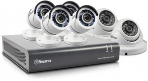 QnA VBage 55% off. Swann 8 Channel 1080P 6 Camera Security Only $359.95 Delivered