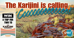 Win a 'The Call of the Karijini' Experience Package for 2 Worth $4,700 from Spirit Radio