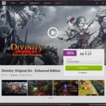 [PC] Divinity: Original Sin - Enhanced Edition AU $9.19 @ GOG