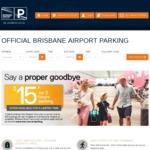 [QLD] 10% off Parking @ Brisbane Airport