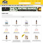Ivory Coat Most 13kg Bags of Dog and Cat Food $87.74, Including Metro Delivery @ My Pet Warehouse