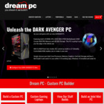 Free Shipping on All Computer Systems @ Dream PC