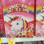 Unicorn Froot Loops 1.3kg - $1 @ Coles