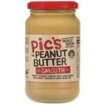 ½ Price Pic's Really Good Peanut Butter Varieties 380g for $3.75 @ Coles