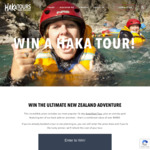 Win an Amplified New Zealand Tour Worth Over $3,800 from Haka Tours