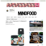 Win 1 of 3 Thermos® FUNtainer® Prize Packs Worth $66.98 from MiNDFOOD