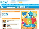 Big W Toy Spectacular! Catalogue Now Viewable Online. Shop Online from Sunday 26th June!
