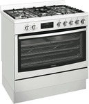 Westinghouse WFE914SB 90cm Dual Fuel Upright Cooker $1274 @ The Good Guys