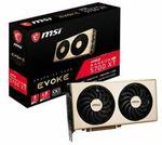 MSI Radeon RX 5700 XT 8GB EVOKE OC Graphics Card $596.76 C&C/ Delivered @ Be Start eBay