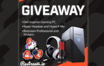 Win a Dell Inspiron Gaming PC Bundle Worth Over $1,400 from Restream