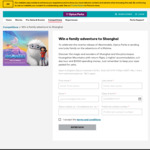 Win a Family Trip to Shanghai Worth $16,000 from Optus [Optus Customers]