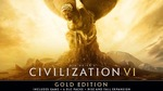 [PC] Sid Meier's Civilization VI: Gold Edition AU $44.47 @ Humble Bundle