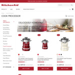 KitchenAid Cook Processor $899 Delivered (RRP $2099) @ KitchenAid AU