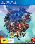 [PS4] Owlboy $8.98 + Delivery ($0 with Prime/ $39 Spend) @ Amazon AU