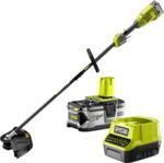 Ryobi 18V One+ 4.0ah Brushless Line Trimmer Kit $269 (Limited Stock) @ Bunnings