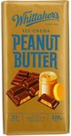 Whittaker's Chocolate Blocks Varieties 200g $3.60-$4.50 @ Big W