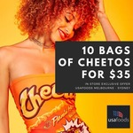[VIC, NSW] 10 Bags of Cheetos for $35 (50% off) @ USA Foods (in Store Only - Melbourne, Sydney)