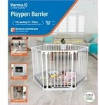 Perma Child Safety Playpen Barrier $99.89 (Was $134) @ Bunnings
