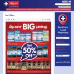 ½ Price on Inner Health Probiotic Range, e.g. Inner Health Plus 90 Capsules $38.95 @ Alliance Pharmacy