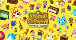 [Switch, iOS, Android] Get Pocket Camp Themed Items in New Horizons/50 Leaf Tickets in Pocket Camp for Playing Both