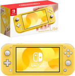 Nintendo Switch Lite $289.81 Delivered @ The Gamesmen eBay