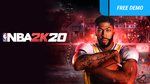 [Switch] NBA 2K20 $4.49 (Was $89.95) @ Nintendo eShop