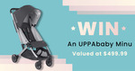 Win an UPPAbaby Minu Stroller Worth $500 from Tell Me Baby
