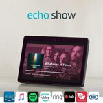 """Amazon Echo Show 2nd Gen 10"""" HD Screen $249 Shipped (Was $349) @ Amazon AU"""